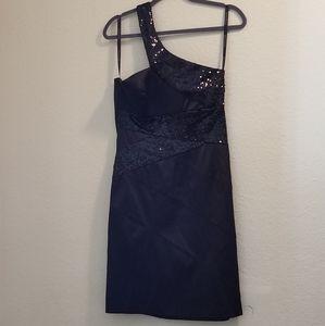 Bisou Bisou Sequin Party Bodycon Dress